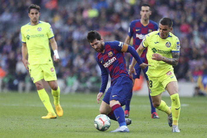 Barcelona rescinde contrato con empresa que manejaba redes