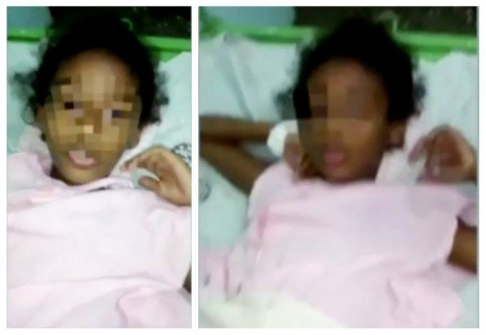 Habla por primera vez niña violada en Santiago de Cuba