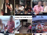 el pelotero aroldis chapman en la mira de banda que operaba en miami a traves de las redes sociales