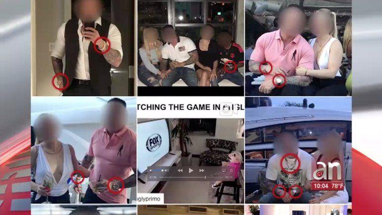 El pelotero Aroldis Chapman en la mira de banda que operaba en Miami a través de las redes sociales