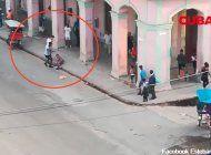 video: apunalan a joven a plena luz del dia en la habana vieja
