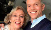 Murió la mamá de Rodner Figueroa: Gracias por haberme amado incondicionalmente