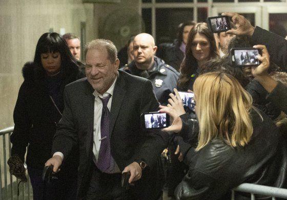 Una revisión a los cargos y posible sentencia de Weinstein