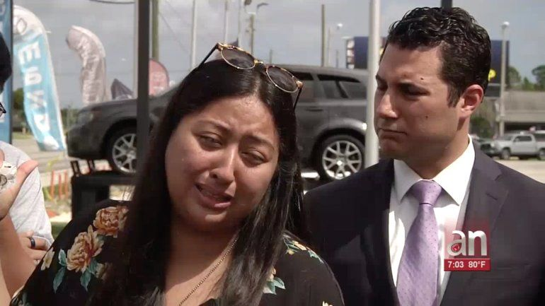 Los padres de niño  que murió atropellado el día de San Valentín demandan a concesionario de autos