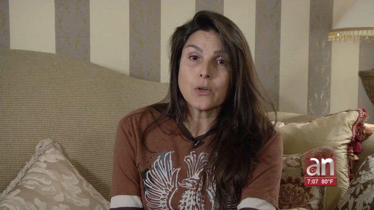 Entrevista con Judith Negron, la madre cubana de Hialeah indultada de su sentencia de 35 años por el presidente Donald Trump