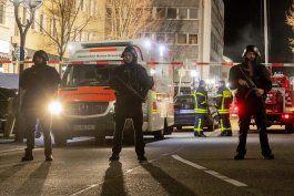 policia: muere sospechoso de matar a 9 en ciudad alemana