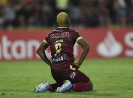 internacional de brasil consigue 0-0 en casa de tolima