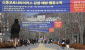 Ciudad surcoreana pide evitar salir de casa por coronavirus
