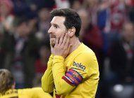 messi pide calma tras dos meses caoticos en el barcelona