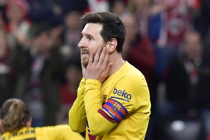 Messi pide calma tras dos meses caóticos en el Barcelona