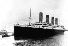 empresa quiere recuperar telegrafo del titanic