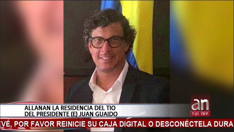Juan Jose Marquez es acusado por el régimen de Maduro por posesión de material explosivo