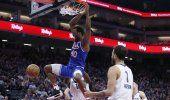 Barnes anota 7 triples en triunfo de Kings sobre Grizzlies