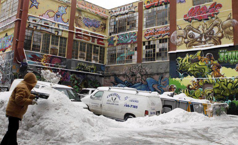 Corte de NY otorga 6,7 millones a grafiteros