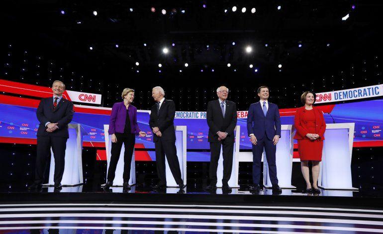 Moderada confianza demócrata en proceso de nominación