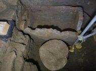 posible monumento a romulo es descubierto en roma