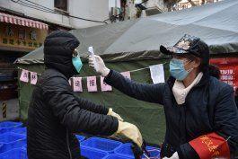 aumentan casos de coronavirus en surcorea, bajan en china