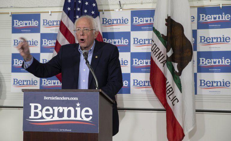 Sanders condena la influencia rusa en comicios de EEUU