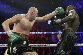 fury domina a wilder y recupera el titulo de pesos pesados