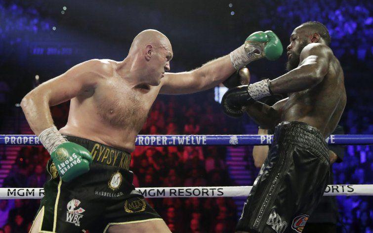 Fury domina a Wilder y recupera el título de pesos pesados