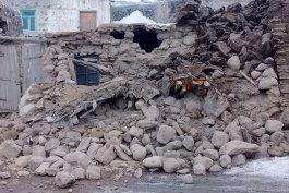 nueve muertos en turquia tras un sismo de 5,7 en iran