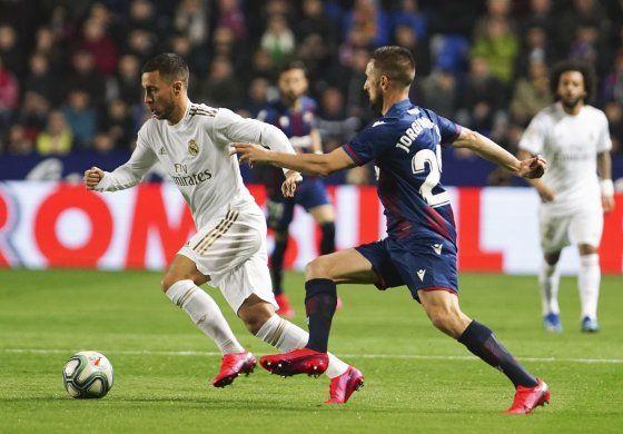 Madrid perdería a Hazard el resto de la campaña por lesión