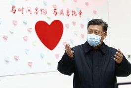 presidente de china pide mas esfuerzos contra el coronavirus