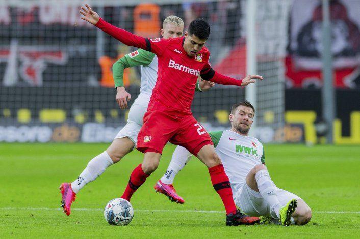 Leverkusen entra en la pelea por boleto para Champions