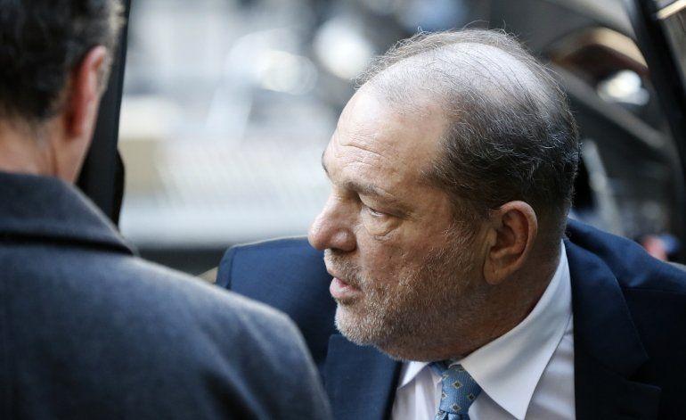 Weinstein es hallado culpable en momento cumbre para #MeToo