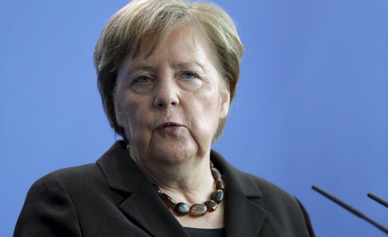 Partido de Merkel elegirá nuevo líder en abril