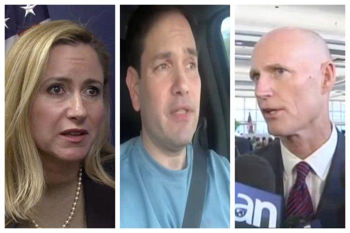 Políticos y residentes de Miami rechazan declaraciones de Bernie Sanders