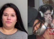madre de hialeah se embriago y dejo a su bebe encerrado dentro de un vehiculo