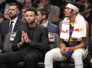 nba: curry pretende regresar el domingo a la accion
