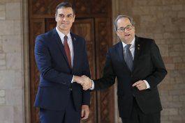 espana inicia dialogo con gobierno catalan sobre separatismo