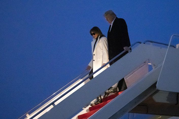 "Trump: EEUU está ""muy preparado"" para coronavirus"