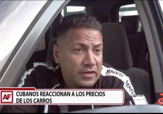 Cubano de Miami estuvo cinco noches en cola para adquirir un Toyota 4x4 de 2011 en 80.000 dólares y sin garantía