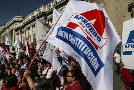 arranca en chile campana rumbo a plebiscito constitucional