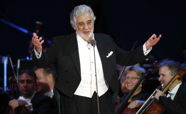 España cancela actuación de Plácido Domingo en Madrid