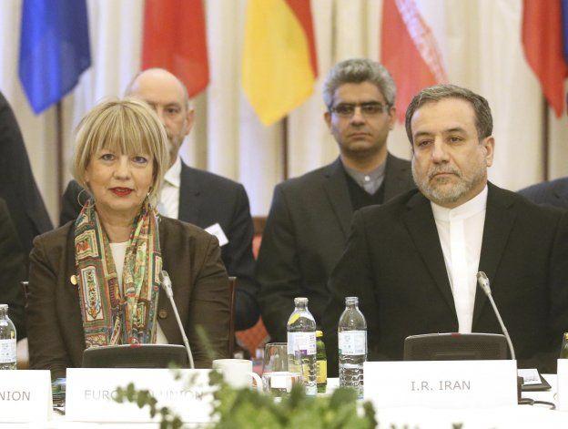 Potencias preocupadas por actividades nucleares iraníes
