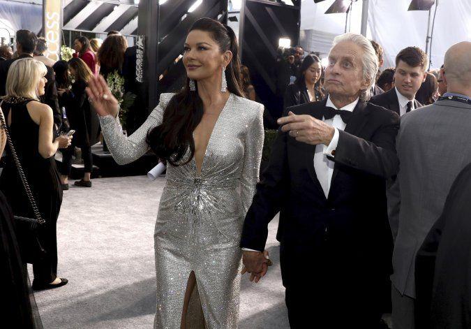 Douglas y Zeta-Jones presentarán ceremonia en Jerusalén