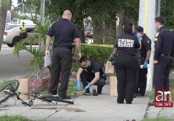 Una disputa entre dos hombres termino con uno de ellos herido de bala en Hialeah