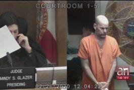 en corte un cubano de miami acusado de robarse una rastra con 6 mercedes benz y tres bmw nuevos