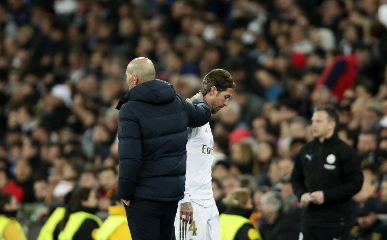 Real Madrid llega al clásico en mal momento