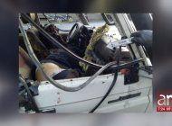 enfrentamiento entre secuestradores y policias aterrorizaron a residentes de caracas, venezuela