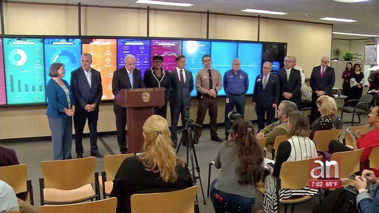 Miami se parepara ante posible llegada de Coronavirus