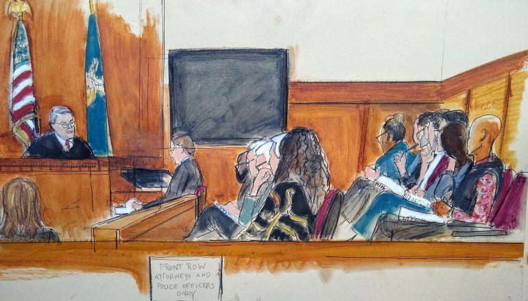 Jurado: #MeToo no fue un factor en juicio de Weinstein