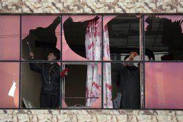 eeuu firma un acuerdo de paz con los talibanes afganos