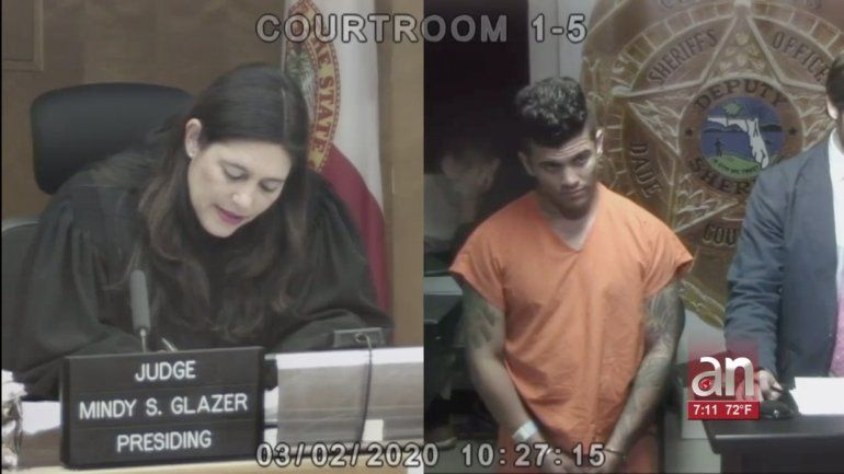 Arrestan a un cubano de Miami por golpear a su novia embarazada de tres meses