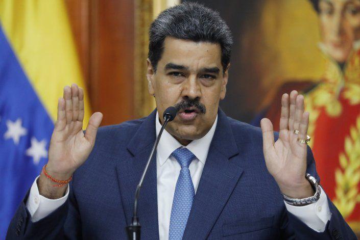 EEUU presenta cargos contra Nicolás Maduro y Diosdado Cabello por narcoterrorismo