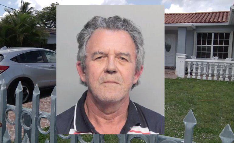 Arrestan a un hombre de Hialeah que violó a la niña que cuidaba su esposa 15 veces durante años